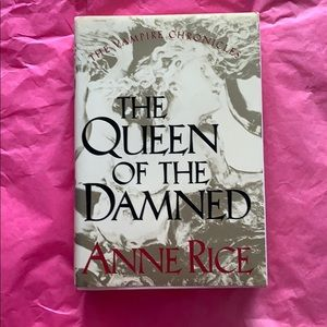 Other - Anne Rice: The Queen Of The Damned, Signed 1st